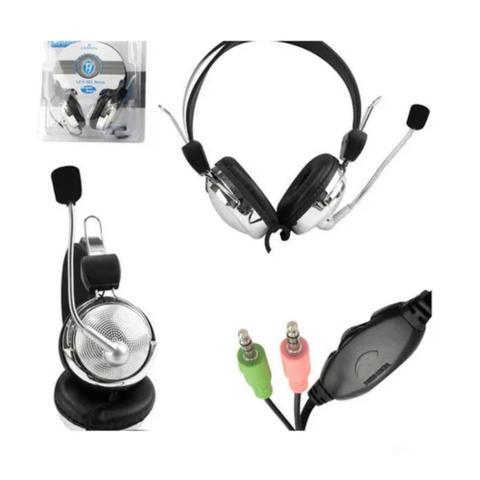 Imagem de Fone Headset Lehmox Ley-301 com Microfone