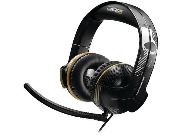 Imagem de Fone Headset Thrustmaster Ghost Recon PS4 7.1 y-350 PS4/ Xbox One / PC