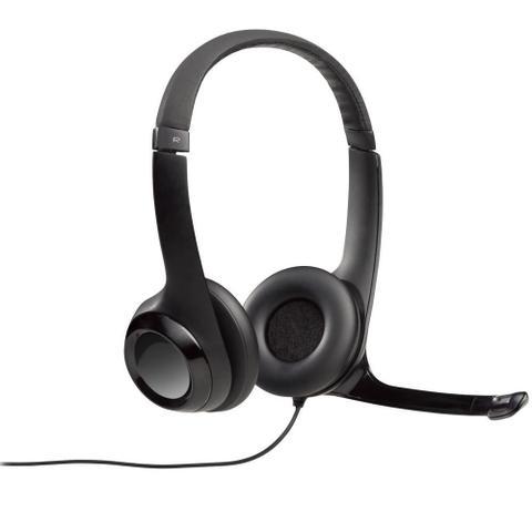 Imagem de Fone headset usb h390 logitech