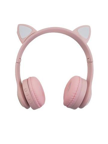Imagem de Fone Orelha De Gato Headphone Gatinho Com Led Fone Bluetooth Anúncio com variação