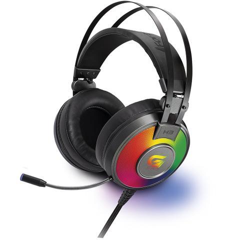 Imagem de Fone Ouvido Headset Gamer Gaming Fortrek G Pro Led Rgb H3 P2