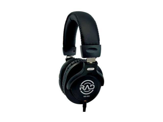 Fone de Ouvido Profissional Rad Audio Rd-202