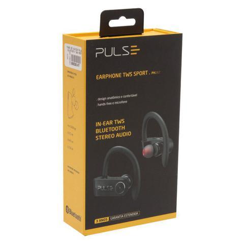 Fone de Ouvido Earphone Sport Bluetooth 4.1 Pulse Sound Ph267