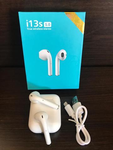 Imagem de Fones de Ouvido I13 Touch TWS Bluetooth sem fio Wireless Bluetooth 5.0 -  MJX