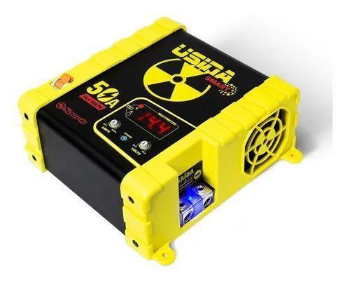Imagem de Fonte Automotiva Carregadora Spark Usina 40a Bater Meter Smart Cooler bi-volt