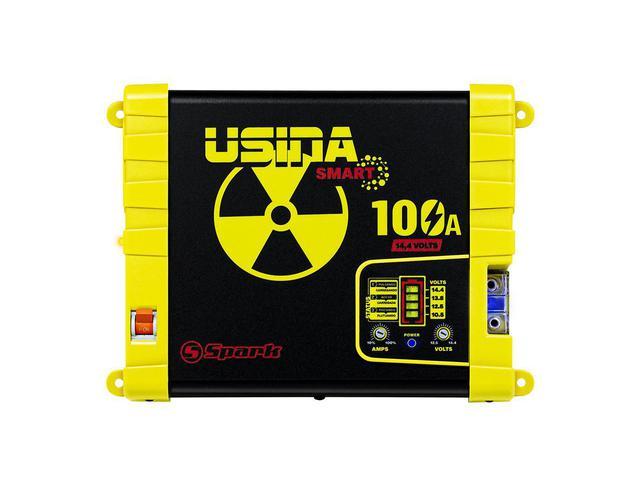 Imagem de Fonte Automotiva USINA 100A Smart 12V Battery Meter