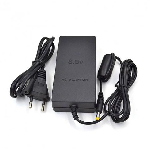 Imagem de Fonte Cabo Adaptador Ps2 Playstation 2 Slim 8,5V 5.65A - Bivolt