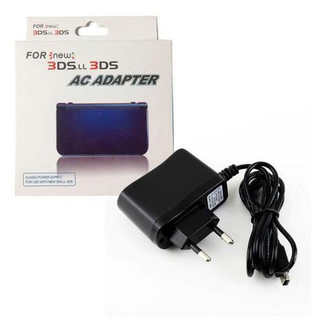 Imagem de Fonte Carregador Game Nintendo New 3ds Dsi Dsi Xl 3ds 3ds Xl