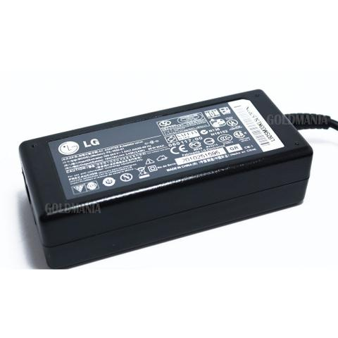 Imagem de Fonte Carregador Notebook LG A410 séries 19v 3.42a 65w pino 6.0mmx4.0mm -