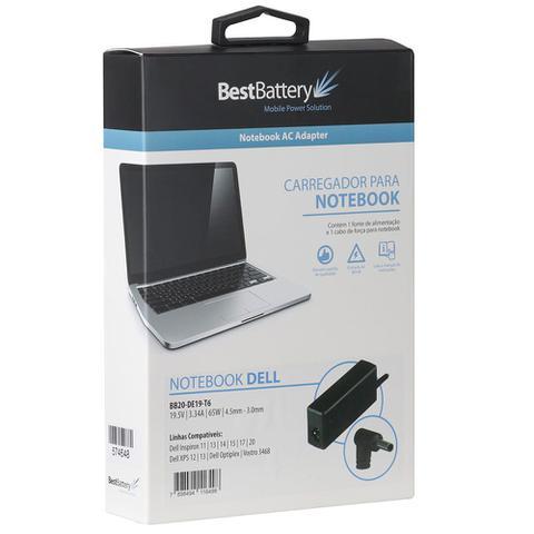 Imagem de Fonte Carregador para Notebook Dell Inspiron 15-5000