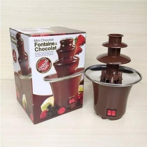 Imagem de Fonte Cascata De Chocolate Fondue Maquina