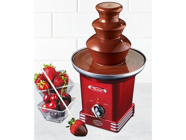 Imagem de Fonte/Cascata de Chocolate Nostalgia
