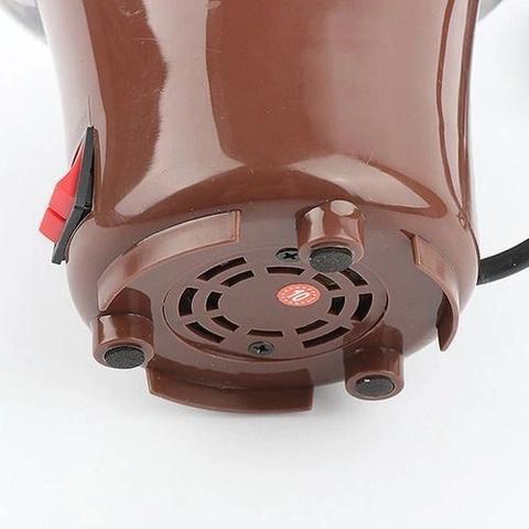 Imagem de Fonte de Chocolate Cascata De Chocolate Fondue Frutas Doces Maquina Elétrica Profissional Festas e Eventos