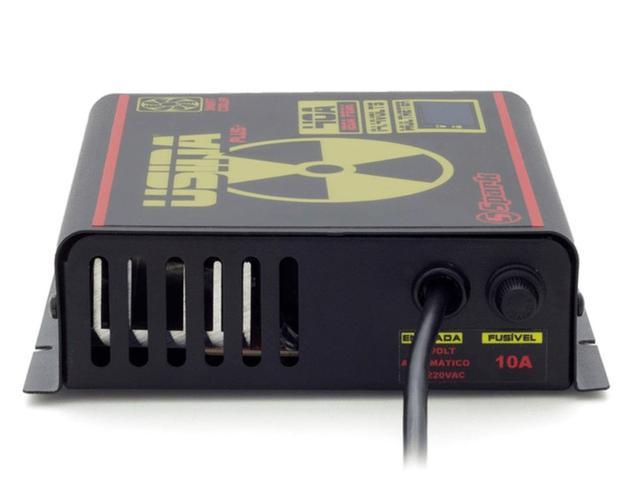 Imagem de Fonte e Carregador  Automotivo Usina 40A  Plus 12V - Volt/Amp