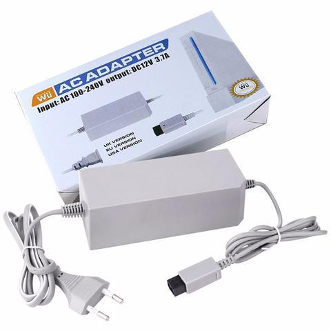 Imagem de Fonte Energia Nintendo Wii Adaptador Bivolt