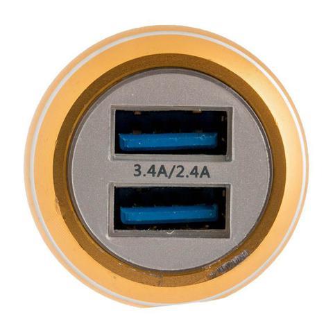 Imagem de Fonte Veicular 2 saída USB