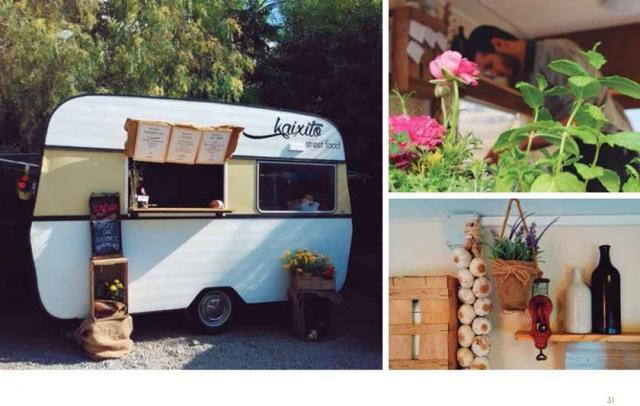 Imagem de Food Trucks. Delights On Wheels