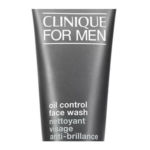 Imagem de For Men Oil Control Face Wash Clinique - Sabonete Líquido