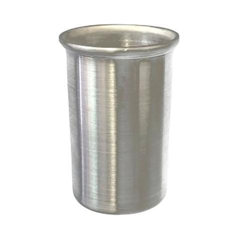 Imagem de Forma De Alumínio Copo Cilindro Para Velas E Doces 8x8cm