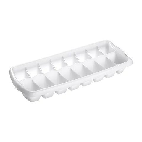 Imagem de Forma de Gelo de Polipropileno Flexível Branca Sanremo