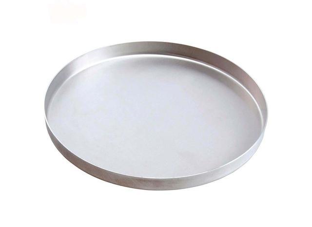 Imagem de Forma de Pizza Alumínio 25 cm Vigor - VIG 102