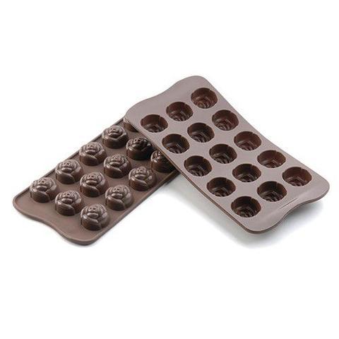 Imagem de Forma para chocolate silicone
