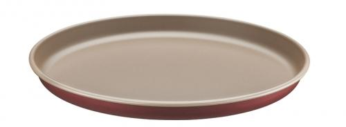 Imagem de Forma para Pizza Alumínio 35 cm BRASIL Vermelha Tramontina