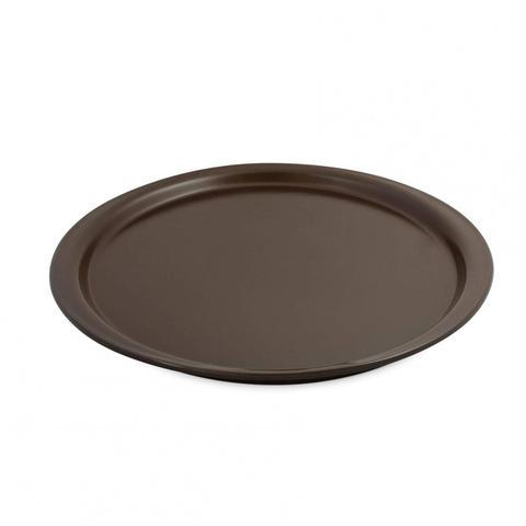 Imagem de Forma para Pizza Ceraflame 2cmx30cmx30cm Chocolate