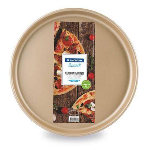 Imagem de Forma Para Pizza Ø35cm Brasil - Tramontina