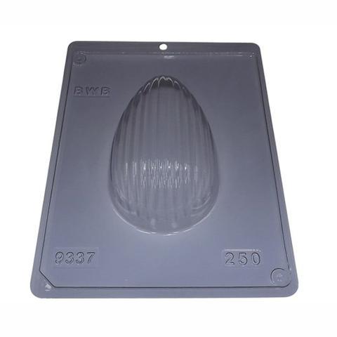 Imagem de Forma PVC Silicone Ovo 250g Textura Ondas ref.3337- BWB