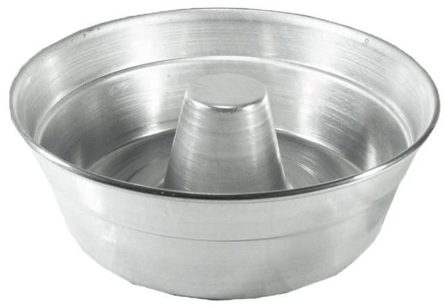 Imagem de Forma Redonda Bolo Pudim Para Padaria Com Cone - número 28