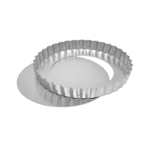 Imagem de Forma Torta Crespa Fundo Falso 25 cm - Roldan