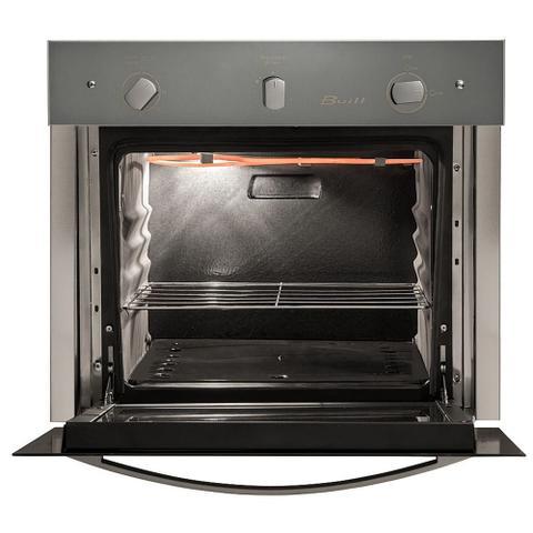 Imagem de Forno A Gás De Embutir Built Advance 50L 750W Espelhado