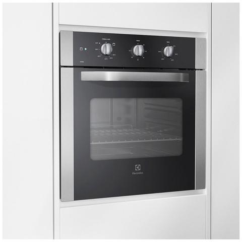 Imagem de Forno a Gás de Embutir Electrolux 73 Litros Inox OG8MX  220V