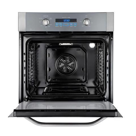 Imagem de Forno de Embutir a Gás 73L Inox Painel Blue Touch com Grill e Convecção (OG8DX)