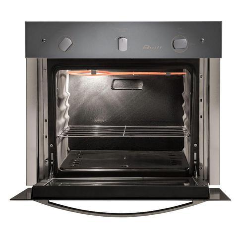 Imagem de Forno de Embutir a Gás Built Advance 50 Litros Espelhado