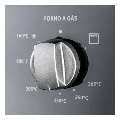 Imagem de Forno de Embutir a Gás Electrolux 73 Litros com Grill e Timer OG8MX Inox 220V