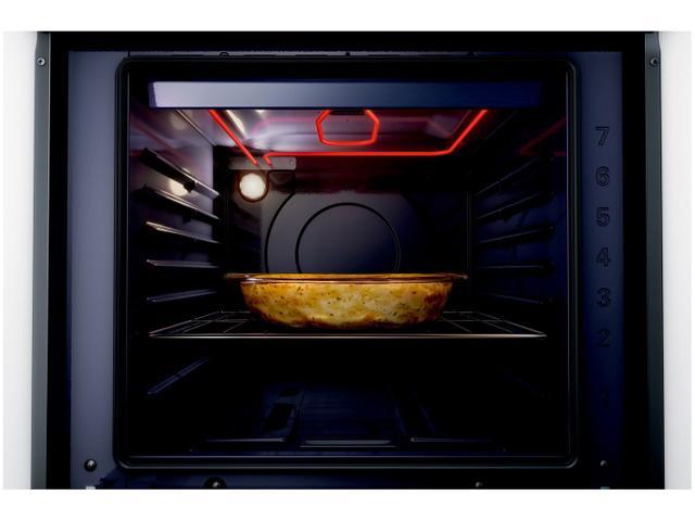 Imagem de Forno de Embutir a Gás GLP Brastemp Grill 78L