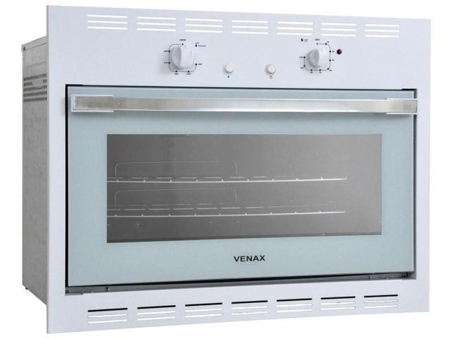 Imagem de Forno de Embutir a Gás Natural Venax Bianco GII