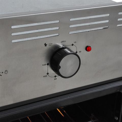 Imagem de Forno De Embutir A Gás Venax Arena 90 Litros 127V Inox