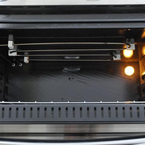 Imagem de Forno De Embutir A Gás Venax Semplice 90l 127V Inox