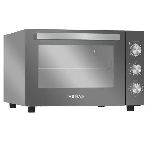 Imagem de Forno Elétrico De Bancada Venax Grand Gourmet 45 Litros Inox 127V