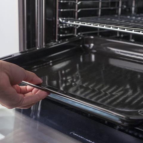 Imagem de Forno Elétrico de Embutir 80L Inox Blue Touch com Grill e Convecção (OE8DX)