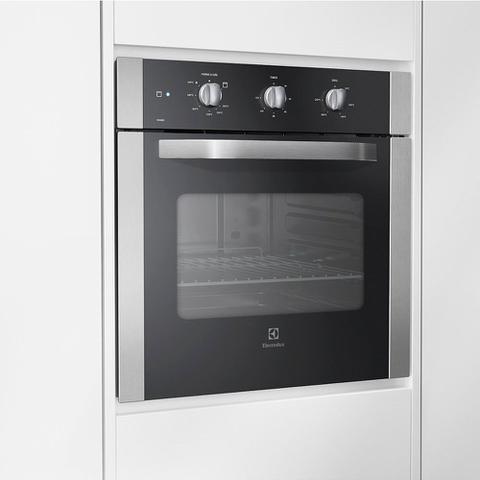 Imagem de Forno Elétrico de Embutir A Gas Electrolux Inox 73 Litros 220V