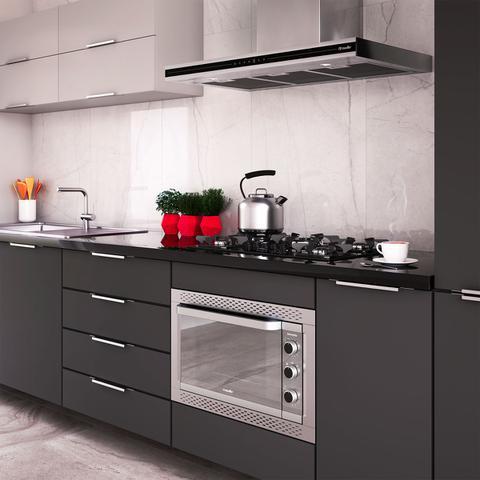 Imagem de Forno elétrico de embutir decorato inox 44 litros 220v