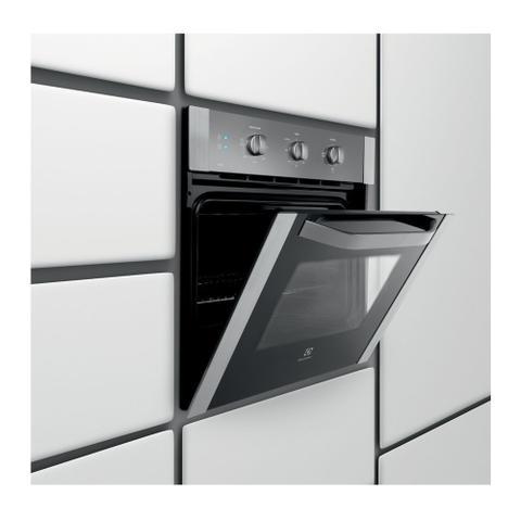 Imagem de Forno Elétrico de Embutir Electrolux 80 Litros Inox 220V OE8MX 53801MBA289