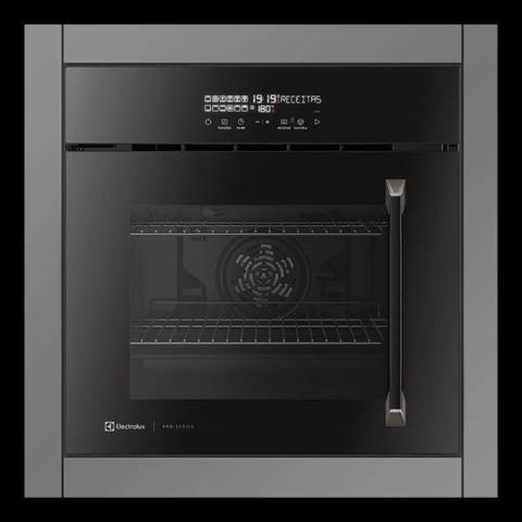 Imagem de Forno Elétrico de Embutir Electrolux 80L Preto Pro Series OE9VT 220V 53701PBA235
