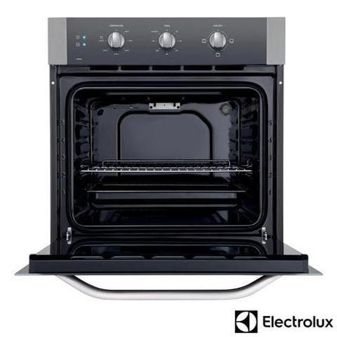 Imagem de Forno Elétrico de Embutir Electrolux com 80 Litros de Capacidade e Grill Inox - OE8MX