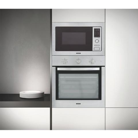 Imagem de Forno eletrico de embutir tramontina new inox cook 60 f7 220v