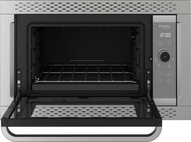 Imagem de Forno elétrico digital de embutir decorato gourmet inox44 litros 220v